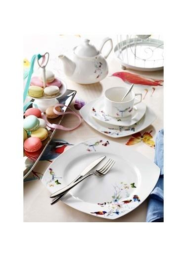 Pierre Cardin Kahvaltı Takımı Renkli